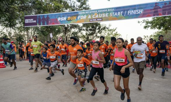 Equal Sky Run for a Cause